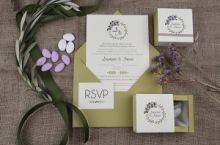 ROMANTIC FLOWER & OLIVE THEME