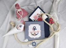 VINTAGE NAUTICAL THEME