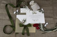PURE OLIVE INVITATION