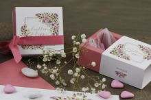 FLORAL FEAST FAVOR BOX