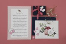FLORAL SPRING MOOD INVITATION