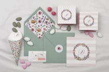 FLORAL SUMMER MOOD INVITATION